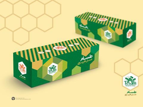 عسل طبیعی طسام-هفت آسمان